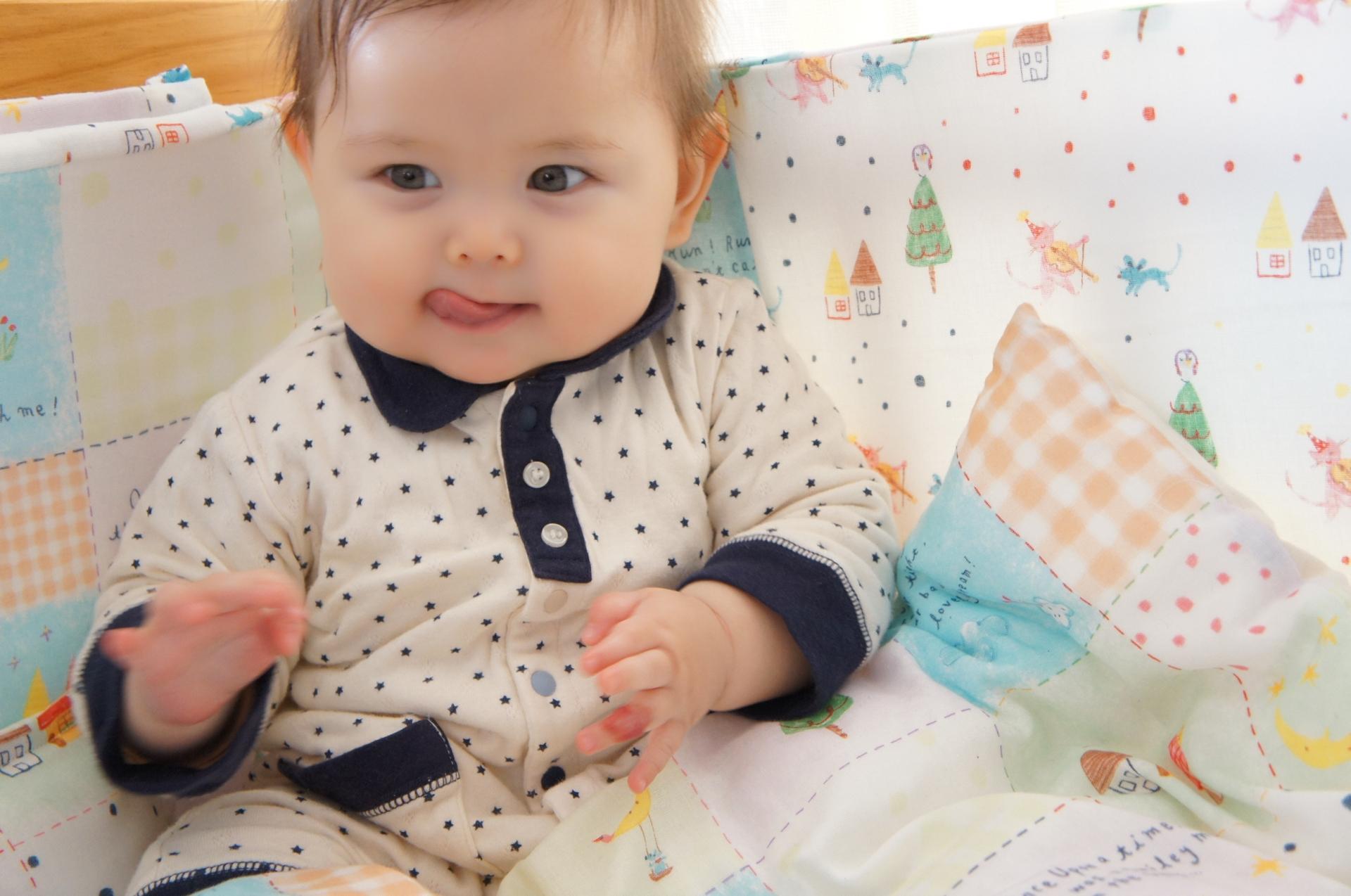 泣く!寝ない!元気な赤ちゃんにお困りのママに贈りたい4つの秘策