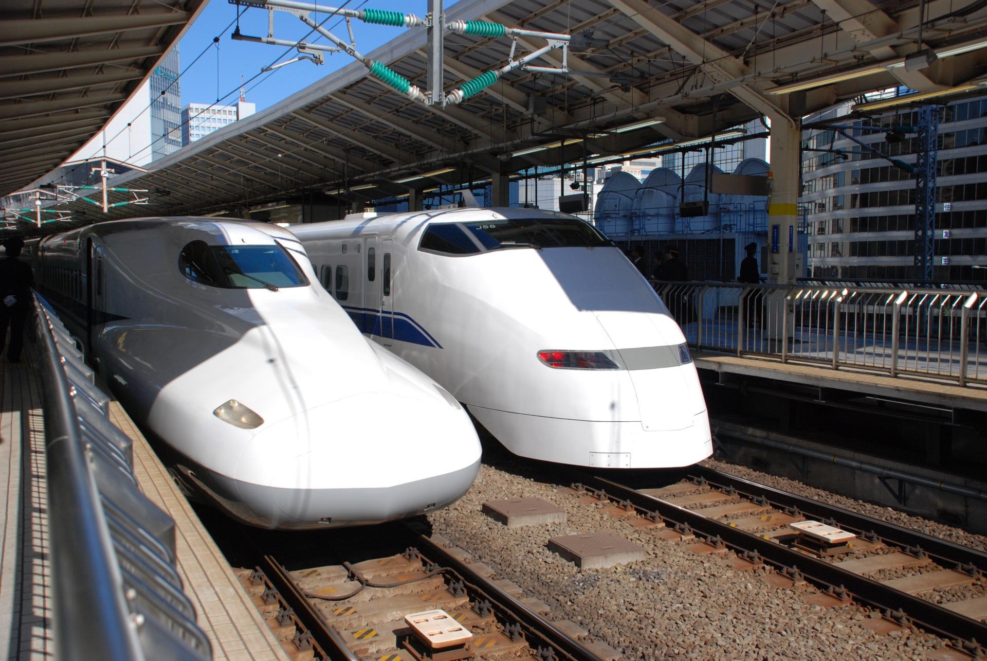【鉄道限定】魅力たっぷり!日本の新幹線まとめ①